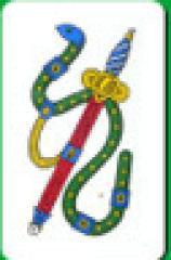Carte napoletane significato asso di spade for Due di bastoni carte napoletane