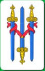 carte napoletane il significato del tre di spade