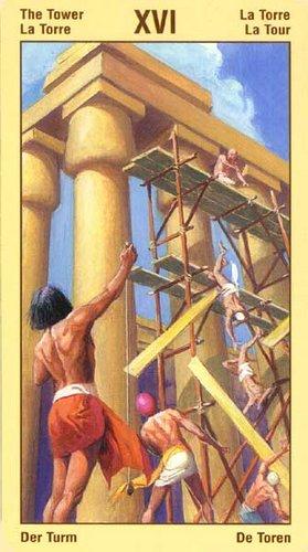 Tarocchi egiziani le tavole di horus - Le tavole di thoth ...