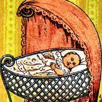 sibille della zingara Il bambino