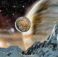 La luna e i pianeti nell'oroscopo